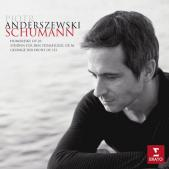 Album artwork for Schumann: Piano Works / Anderszewski
