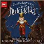 Album artwork for Tchaikovsky: The Nutcracker Highlights / Rattle