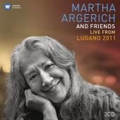 Album artwork for Argerich & Friends - Live From Lugano 2011