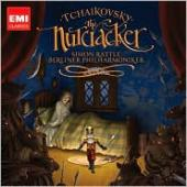 Album artwork for Tchaikovsky: The Nutcracker / Simon Rattle