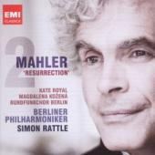 Album artwork for Mahler: Symphony No. 2 / Rattle