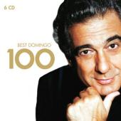 Album artwork for 100 Best Placido Domingo