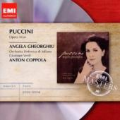 Album artwork for Puccini: Opera Arias /  Angela Gheorghiu