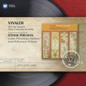 Album artwork for Vivaldi: Four Seasons / Perlman