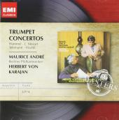 Album artwork for Trumpet Concertos / Andre, Karajan
