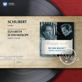 Album artwork for Schubert: Lieder / Schwarzkopf