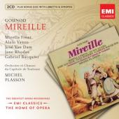 Album artwork for Gounod: Mireille / Freni, Vanzo, Van Dam, Plasson