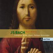 Album artwork for Bach: Mass in B minor (Herreweghe)