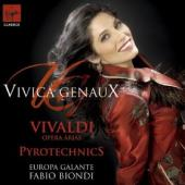 Album artwork for Vivica Genaux: Vivaldi Pyrotechnics