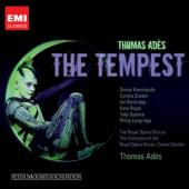 Album artwork for Thomas Ades: The Tempest
