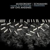 Album artwork for Mussorgsky: Pictures at an Exhibiton / Andsnes