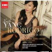 Album artwork for Rodrigo: Concierto de Aranjuez / Xuefei Yang
