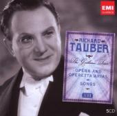 Album artwork for Icon: Richard Tauber -  Opera & Operetta Arias, So