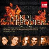 Album artwork for Verdi: Messa Da Requiem / Pappano