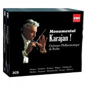 Album artwork for Herbert von Karajan: Monumental Karajan
