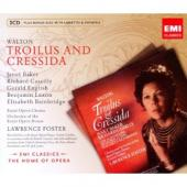 Album artwork for Walton: Troilus and Cressida / Baker, Cassilly