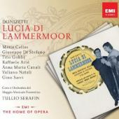 Album artwork for Donizetti: Lucia di Lammermoor / Callas, Serafin