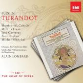 Album artwork for Puccini: Turandot / Caballe, Lombard