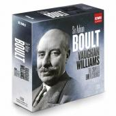Album artwork for Vaughan-Williams: Complete EMI with Adrian Boult