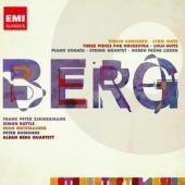 Album artwork for Berg: Violin Concerto, 3 Orchestra Pieces etc