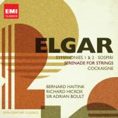 Album artwork for Elgar: Symphony 1&2, Serenade, Cockaigne Overture