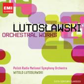 Album artwork for Lutoslawski: Symphony 1&2, Concerto for Orchestra