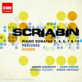 Album artwork for Scriabin: Preludes, Piano Sonatas 2, 4, 5, 7, 10