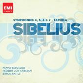 Album artwork for Sibelius: Symphonies 4-7, Tapiola