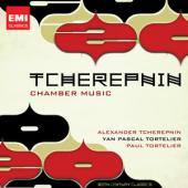 Album artwork for Tcherepnin: String Quartet No 2, Piano Sonata No 1