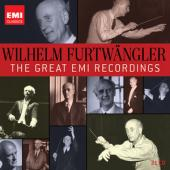 Album artwork for Wilhelm Furtwangler: The Great EMI Recordings