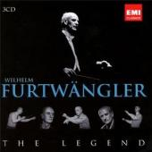 Album artwork for Wilhelm Furtwangler: The Legend