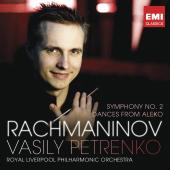 Album artwork for Rachmaninov: Symphony No 2 / Petrenko