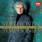 Album artwork for Beethoven: Symphonies - Rattle