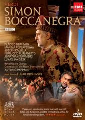 Album artwork for Verdi: Simon Boccanegra / Domingo, Calleja