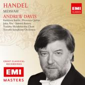 Album artwork for Handel: Messiah / A. Davis