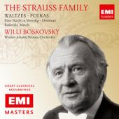 Album artwork for Strauss Family: Waltzes, Polkas / Boskovsky