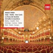 Album artwork for Magic Verdi: Arias from the Operas