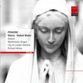 Album artwork for Poulenc: Gloria, Stabat Mater / Hickox