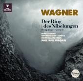 Album artwork for WAGNER: SYMPHONIC EXCERPTS FROM Der Ring