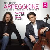 Album artwork for ARPEGGIONE - Shubert, Debussy, etc / Capucon