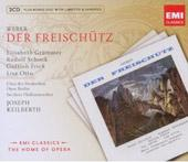Album artwork for Weber: Der Freischutz / Schock, Keilberth