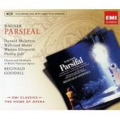 Album artwork for Wagner: Parsifal / Goodall
