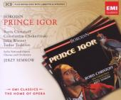 Album artwork for Borodin: Prince Igor / Christoff, Semkow
