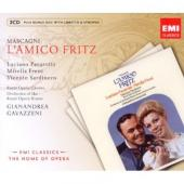 Album artwork for Mascagni: L'Amico Fritz / Pavarotti, Freni