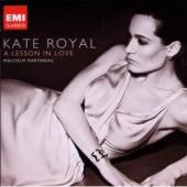Album artwork for Kate Royal: A Lesson in Love