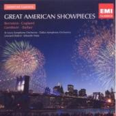 Album artwork for Great American Showpieces - Bernstein, Copland, Ge