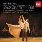 Album artwork for British Ballet Music