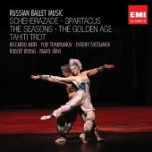 Album artwork for Russian Ballet Music