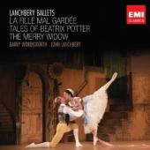 Album artwork for Lanchbery Ballets: La Fille Mal Gardee, Tales of B