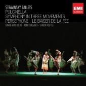 Album artwork for Stravinsky Ballets